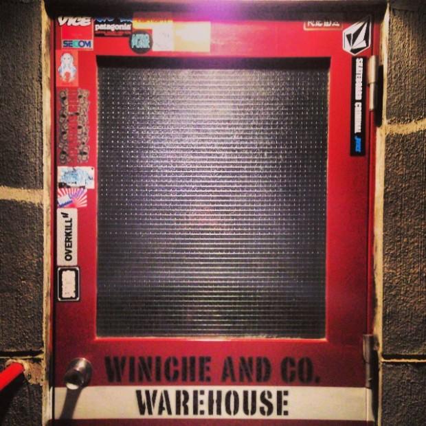 Warehouse お休みのお知らせ