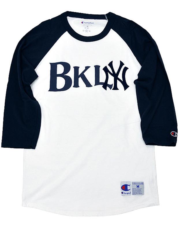 BKLYN Baseball Tee