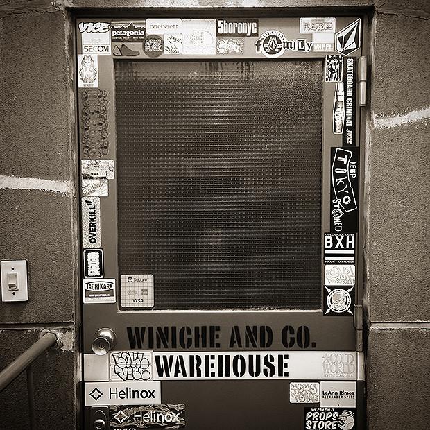 Warehouse お休みのご連絡