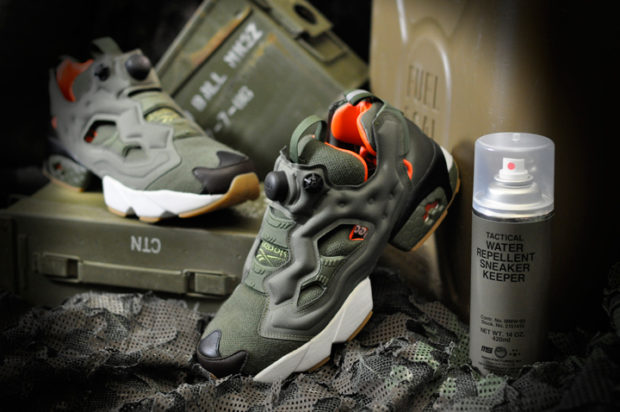 "INSTA PUMP FURY OG ""FLIGHT JACKET"" ""mita sneakers X Winiche & Co. """